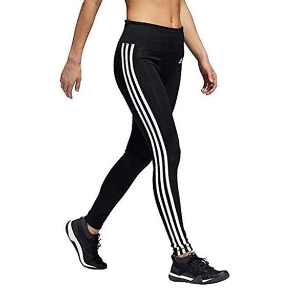 Adidas Damen 3 Streifen Active Tights NWT